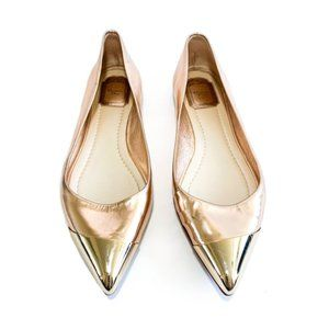 Christian Dior Pointed Toe Flats